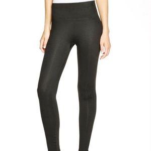 "SPANX Essential Leggings FL1415 Black 25"" Size M"